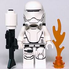 STAR WARS lego FIRST ORDER FLAMETROOPER force awakens minifig 75149 75103 NEW