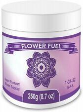 Flower Fuel Best Bloom Booster Bigger Heavier Harvests With Vitamins Organics