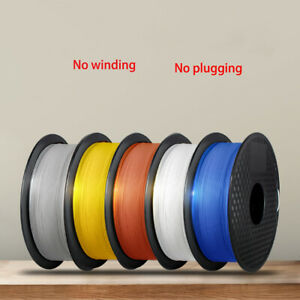 For 3D Printer Consumables 3D PLA Printing Filament Wire Wholesale 1.75mm New