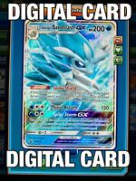 Brigette FA Full art Pokemon Trading Card Game en ligne ptcgo envoi rapide 161//162 Digital Card