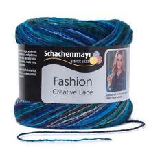 Schachenmayr Fashion Creative Lace 85 Blautöne Lacegarn Tücher stricken
