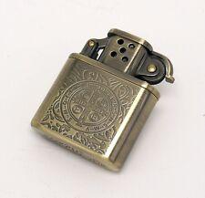 Looks Vintage Constantin Brass Oil Lighter Kerosene Antique Retro cigarette Zipp