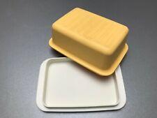 Beurrier jaune Tupperware (RMC)