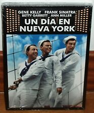 UN DAY IN NEW YORK DVD SLIPCOVER NEW SEALED CINEMA CLASSIC (UNOPENED)