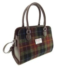 Ladies Authentic Harris Tweed Findhorn Bag With Shoulder Strap LB1227 COL 59
