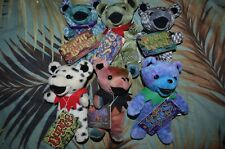 Grateful Dead Beenie Bears 6 bears (1)