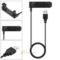 USB Charging Data Cable Replacement Charger Dock for Garmin Forerunner 220 Watch