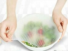 Silicone Plastic Wrap Seal Vacuum Food Multifunctional Cover Fresh Kitchen Tools