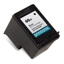 Black HP 60XL Ink Cartridge - DeskJet F4273 F4274 F4275 F4280 F4283 F4288 F4292