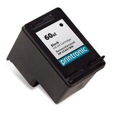 Black HP 60XL Ink Cartridge - DeskJet D2568 D2645 D2660 D2663 D2680 F2400 F