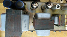1971 Marshall 1987 amplifier chassis JMP JTM45 Plexi Superlead 50W 1970 1972