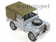 MINICHAMPS 150-168904 1948 48 LAND ROVER 1/18 DIECAST MODEL CAR GREY