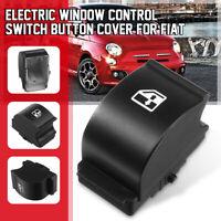 Car Window Control Switch Button Cover Cap For Fiat Ducato 250 Doblo 2001-2014