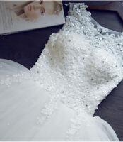 A-Linie Spitze Brautkleid Hochzeitskleid Kleid Braut Babycat collection BC652