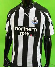 The Magpies 2010-2011 Puma Newcastle United Home Shirt SIZE L (adults)