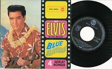 """ELVIS PRESLEY EP allemande RCA epa-2426 """"Blue Hawaii"""""""