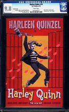 Harley Quinn 16 CGC 9.8 WP Variant Edition Modern Age DC Comic (2014) IGKC L@@K