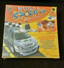 Build A Radio Controlled Model Kit Creative Toys