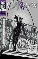 CATWOMAN #4 FOIL COVER DC COMICS NM
