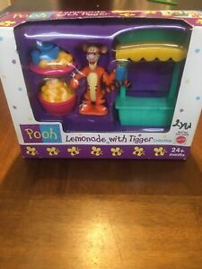 Winnie The Pooh and Friends Lemonade Stand with Tigger 66756 Mattel