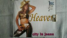 HEAVEN - CITY IN JEANS. CD SINGOLO 5 TRACKS
