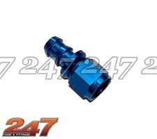 STRAIGHT PUSH LOCK FITTING -10 Compatible w/ Aeroflow Speedflow LS1 DRIFT FUEL