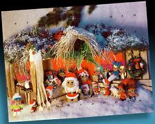 Bel Grande Calendario Avvento > Troll Celebrare Natale Divertente Uscita 1992