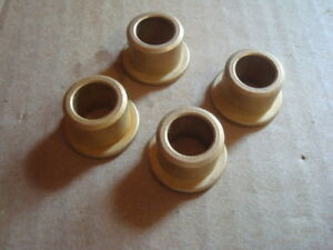 4 PACK Bronze Flange Bushing Bearing 948-0108, 748-0269 31A model Snow throwers