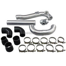 CX Stock Piping Upgrade BOV Kit For 08+ Hyundai Genesis Coupe 2.0T Turbo Black