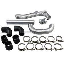 CXRacing Stock Piping Upgrade Kit For 08+ Hyundai Genesis Coupe 2.0T Turbo Black