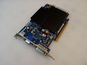 Asus EN8500GT SILENT MAGIC/HTP/512M PCI-E PC Computer Graphics Card DVI VGA