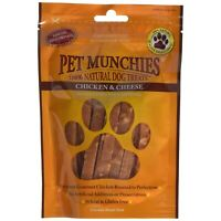 Pet Munchies Chicken And Cheese Strips Dog Treats (8 Packs) (AR1764)