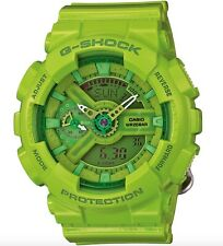 Casio G-Shock * GMAS110CC-3A S Series Candy Color Green Women COD PayPal