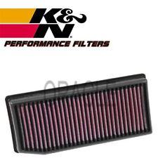 K&N HIGH FLOW AIR FILTER 33-3007 FOR DACIA DUSTER 1.5 DCI 4X4 110 BHP 2010-