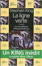 STEPHEN KING LA LIGNE VERTE5 4 eme EPISODE LA MORT AFFREUSE D'EDOUARD DELACROIX