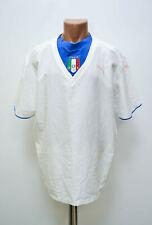 ITALY NATIONAL TEAM 2006 AWAY FOOTBALL SHIRT JERSEY PUMA SIZE XL ADULT