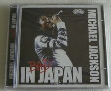MICHAEL JACKSON BAD IN JAPAN CD MADE IN BRAZIL * OFF THE WALL THRILLER ####