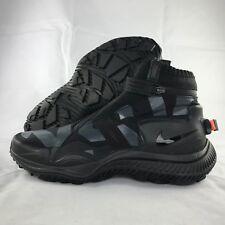 finest selection 30fb0 6a0c6 Nike NikeLab NSW Gaiter Boot Black Anthracite Grey Orange AA0530-001 Mens  8-11.5