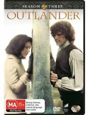 Outlander : Season 3 (DVD, 2018, 5-Disc Set) NEW  GENUINE AUS RELEASE
