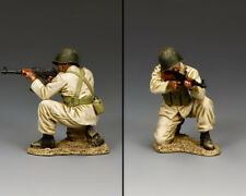 KING & COUNTRY ISRAELI DEFENSE FORCE IDF022 SYRIAN / EGYPTIAN SOLDIER AK47 MIB