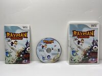 Rayman Origins (Nintendo Wii, 2011) (Complete w/ Manual) Tested And Works!