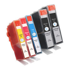 5+ PACK 564XL Ink Cartridge for HP Printer Deskjet 3520 3521 3522 3526 3070