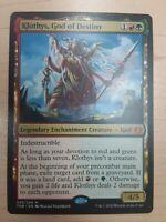 Klothys, God Of DestinyTheros Beyond Death Mythic Rare Magic MTG WOTC M1010