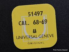 Vintage Universal Geneve Cal. 69 Ball Bearing Screws Part # 51497