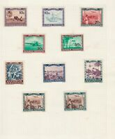 indonesia stamps page ref 16948