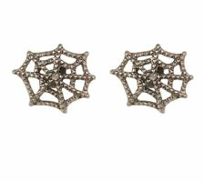 Marc Jacobs Post Earrings Cobweb NEW