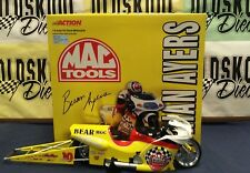 BRIAN AYERS #10 2000 MAC TOOLS SUZUKI PRO STOCK MOTORCYCLE ACTION 1:9 SCALE