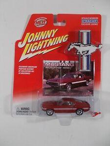 Johnny Lightning 1/64 Mustang 1969 Shelby GT350 Fastback