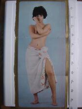 CLIPPING Poster Centerfold TOPFILM STARS Marilu Tolo Erotisme Pin up