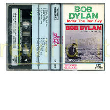 """BOB DYLAN """"UNDER THE RED SKY"""" RARE TAPE JAPAN - SEALED"""